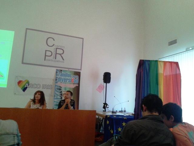 Jornada Arco Iris Málaga