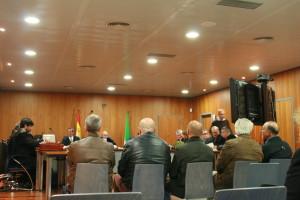Cinco policías se sientan en el banquillo el 5 de marzo acusados de presuntos abusos sexuales a internas del Centro de Internamiento de Extranjeros de Málaga (CIE) en 2006.