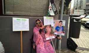 Mujer saharaui clama por recuperar el cadáver de su hijo