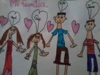 Dibujo de Gabriela