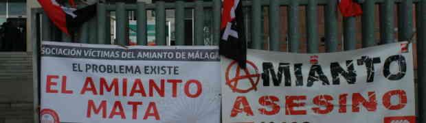 Amianto : una pena de muerte silenciada